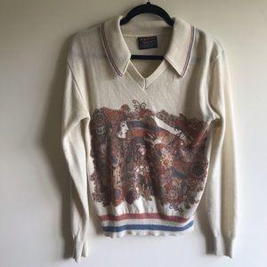 VNT Rare Esprit Harvest Sweater